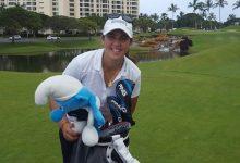 María Parra, única española en el Thornberry Creek LPGA, dispuesta a dar la sorpresa en Wisconsin