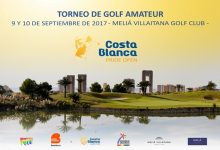 El Costa Blanca Pride Open, Torneo de Golf dirigido al colectivo LGTB, visitará Benidorm en septiembre