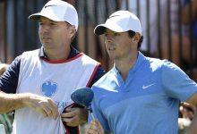 Rory despide a su caddie Fitzgerald después de casi una década juntos y 5 días después de alabarlo