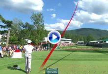 Schauffele presumió de calidad para ganar en el PGA: una salida en el 18 que vale un título (VÍDEO)