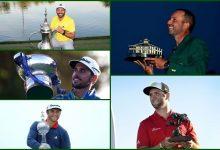 2017: Se ganó un Major, en Europa y PGA pero falta un mundial y Sergio, Jon y Rafa lo buscan en Akron