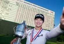 Ciganda acaba en el Top 5 tras un enorme esfuerzo en el triunfo de la rookie surcoreana Hyun Park