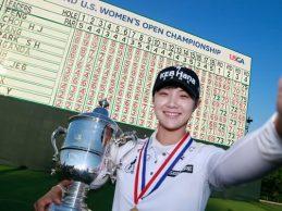 Sung Hyun Park se convierte en la primera rookie de la historia en ostentar el número 1 del mundo