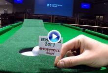 #RoryTrickShot: Este chaval le echa imaginación para agradecerle a Rory su apoyo al Open (VÍDEO)