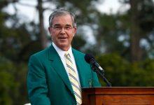 Payne anuncia su retirada como presidente del Augusta National y presenta a Ridley, su sucesor