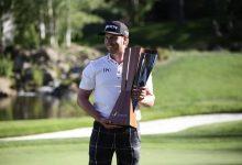 Stroud se sale en el Barracuda en un gran domingo y consigue estrenarse en el PGA. Gonzalo, T37