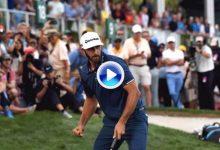 Los mejores golpes de la semana en el PGA: Dos golpes de DJ copan la cabeza del Top 5 (VÍDEO)