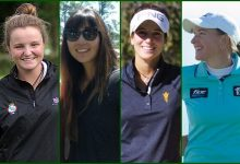 Cuatro españolas se meten de forma provisional en el Top 90 de la Escuela LPGA, objetivo a conseguir