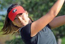 Harang Lee, Fátima Fernández y Elia Folch, con paso firme en la Escuela LPGA. El trío en el Top 50