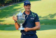 Stenson se vale de un gran día con el putter para vencer en el Wyndham y meter la sexta en el PGA