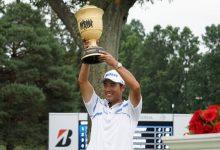 Matsuyama Superstar. El japonés brilla con luz propia en el Bridgestone y suma su segundo WGC