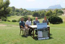 Golf Ifach acoge el I Torneo La Marina de Ifach con el respaldo de los Ayts. de Benissa Teulada y Calpe