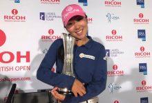 In-Kyung Kim hace buena la ventaja y conquista el British Open. Azahara y Carlota rozaron el Top 20