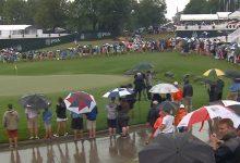 ¡Un PGA Championship pasado por agua! Las lluvias y las tormentas eléctricas serán protagonistas
