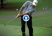El Rey del Flop Shot cumple ¡100 Grandes! y el PGA homenajea a Lefty con su golpe favorito (VÍDEO)