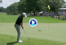 Rory, Koepka y Kuchar, entre los cinco mejores golpes del US PGA en su primera jornada (VÍDEO)