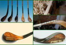 ¿Sabias que… hasta mediados del siglo XIX, un set de palos era casi todo de madera?