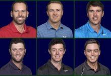 ¡Wow! Sergio-Spieth-Koepka y Rahm-Rory-Fowler, partidazos en el US PGA (Ver todos los HORARIOS)