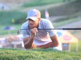 Stephen Curry se resigna y este 2019 no será el de la inauguración de su torneo en el PGA Tour