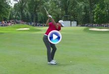Disfrute del precioso swing, a cámara super lenta, de Jordan Spieth campeón de The Open (VÍDEO)