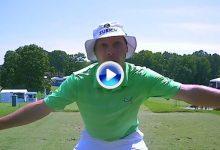 La temporada regular del PGA Tour echó el cierre con los mejores golpes en el Wyndham (VÍDEO)