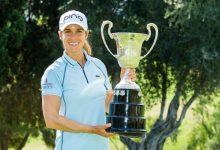 Azahara defenderá su histórico título en el Andalucía Costa del Sol Open de España Femenino