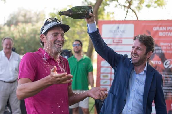 Alfredo García-Heredia campeón en Sherry Golf