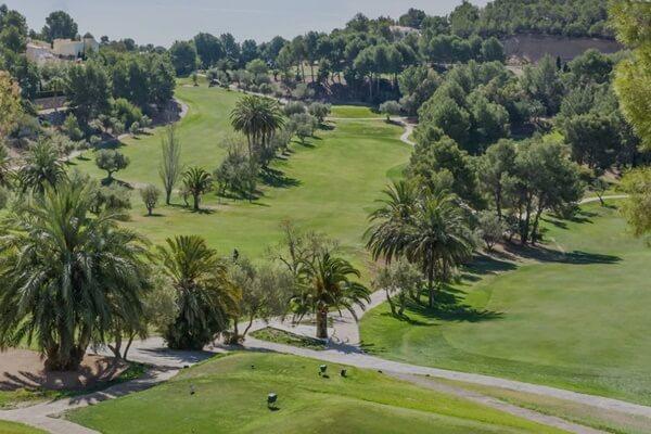Vista del Altea Club de Golf