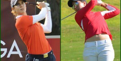 Carlota y Azahara, de nuevo a la carga. La Armada a por el LPGA Shanghai, evento de nuevo cuño chino