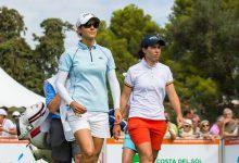 Azahara y Carlota viajan hasta Taipei City en Taiwán en busca del primer triunfo LPGA de la temporada