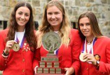 España se lleva el oro en el Campeonato del Mundo Junior Femenino por la vía de la épica ante Corea