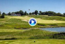 Conozca el Conway Farms GC, una joya junto al lago Michigan que no te puedes perder (Flyover VÍDEO)