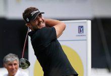 David Borda, con -7, mejor español en Izki Golf. 8 españoles pasan el corte en el Challenge de España