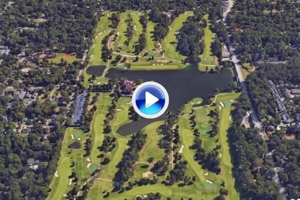 Descubra el famoso East Lake GC de Bobby Jones en el que se disputa el Tour Champ. (VÍDEO FlyOver)
