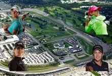Aza, Recari, Mozo y Parra se suben a las 500 millas de Indianápolis en el Indy Women in Tech Champ