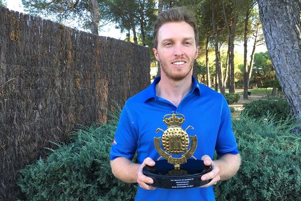 Jacobo Pastor se exhibe por quinta vez este año en el Circuito de Madrid al ganar en Somosaguas