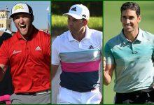 Esto tampoco lo vimos nunca en el PGA Tour: Tres españoles a por el BMW, tercer evento de la FedEx