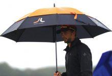 Otaegui salva el Par en un frío día en el KLM Open y se convierte en el faro de la Armada en Holanda