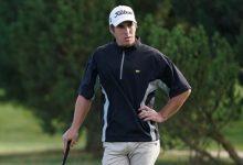 El cántabro Manuel Ballesteros es el primer líder en el Campeonato de la PGA de España en Riocerezo