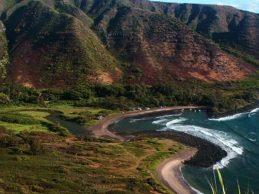 ¿Tiene 260M$? Pues ya puede comprar una parte de una isla hawaiana ¡con dos campos de Golf!