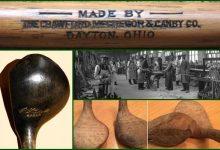 ¿Sabías que… Las varillas de madera en los palos se continuaron usando hasta finales de los años 20's?