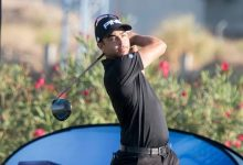 Sebastián García Rodríguez domina en Sherry Golf con un golpe de ventaja tras 18 hoyos disputados