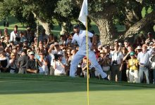 Andalucía, referente en el Circuito Europeo. Recibe cerca de medio millón de turistas de golf al año