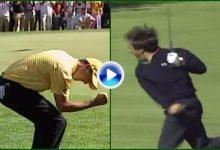 2 maravillas de Seve y Sergio, entre los 10 mejores golpes de la historia del European Masters (VÍDEO)