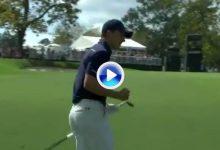 El Top 5 semanal del PGA Tour despide el curso con Spieth dando una lección con el approach (VÍDEO)