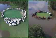Una estudiada planificación evitó la pérdida de millones de dólares en un campo de Houston