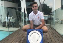 Gran fin de semana de Tomy Artigas, campeón en San Marino y mejor deportista promesa alicantino