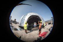 La Volvo Ocean Race calienta motores. A un mes para la inauguración del Race Village de Alicante