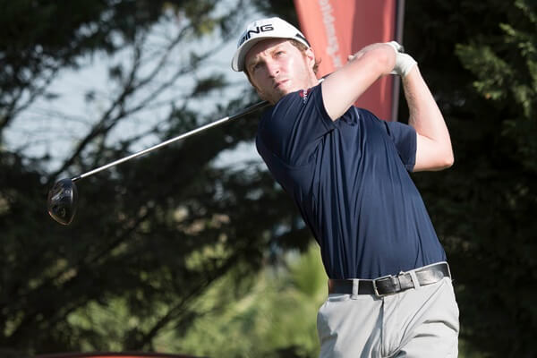 Jacobo Pastor lidera en Sherry Golf