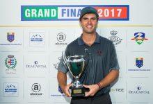 Arnaus hace historia al ser el primer amateur en ganar la Gran Final y la Orden de Mérito del Alps
